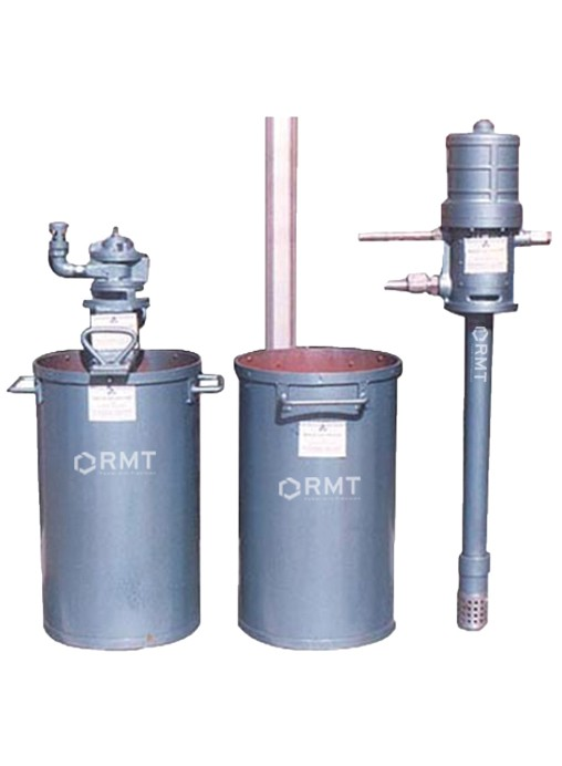 Cement Injection Pump